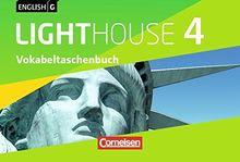 English G LIGHTHOUSE - Allgemeine Ausgabe: Band 4: 8. Schuljahr - Vokabeltaschenbuch