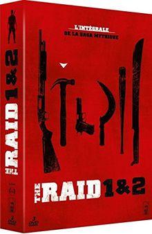 Coffret the raid : the raid 1 ; the raid 2 [FR Import]