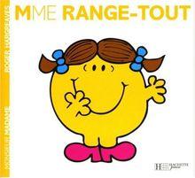 Madame Range-Tout (Monsieur Madame)