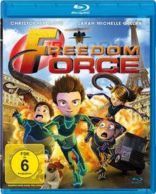 Freedom Force [Blu-ray]