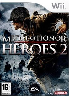 Medal Of Honor: Heroes 2 (Wii) by Electronic Arts