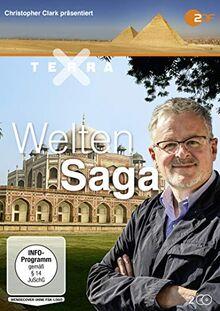 Terra X - Welten-Saga (6 Folgen) [2 DVDs]