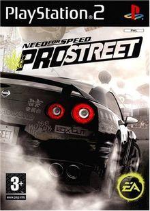 divers NEED FOR SPEED PRO STREET für PS2 - Französische Version