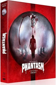 PHANTASM LINTEGRALE CULTEDITION BLU RAY COLLECTOR [Édition Collector]