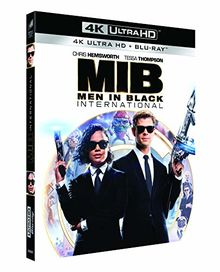 Men in black : international 4k ultra hd [Blu-ray] [FR Import]