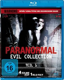 Paranormal Evil Collection Teil 1 [Blu-ray]