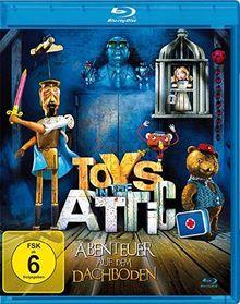 Toys in the Attic - Abenteuer auf dem Dachboden [Blu-ray]
