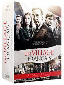 Coffret un village français, saisons 1 à 7