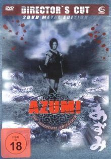 Azumi - Die furchtlose Kriegerin - Director's Cut (Metalpak)