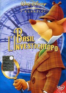 Basil l'investigatopo [IT Import]