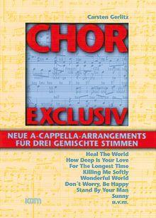 Chor Exclusiv, Chorpartitur: BD 1