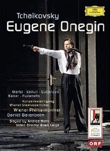 Tschaikowsky, Peter - Eugen Onegin (GA) [2 DVDs]