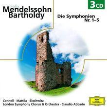 Sinfonien 1-5 (Ga) (Eloquence)