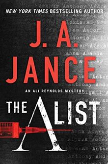 The A List (Volume 14) (Ali Reynolds Series, Band 14)