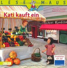 LESEMAUS, Band 87: Kati kauft ein