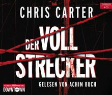 Der Vollstrecker (4 CDs)