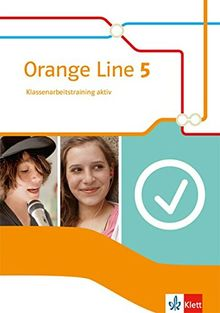 Orange Line 5: Klassenarbeitstraining aktiv mit Multimedia-CD Klasse 9 (Orange Line. Ausgabe ab 2014)