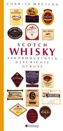 Scotch Whisky (Zigarren / Bier)