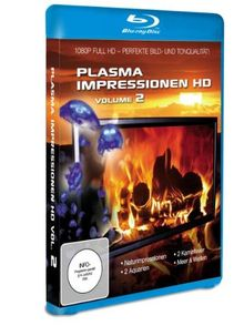 Plasma Impressionen HD Vol.2 [Blu-ray]