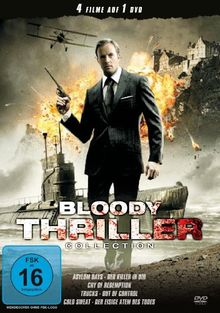 Bloody Thriller Collection