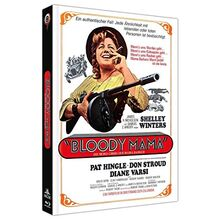 Bloody Mama - Mediabook (2-Disc Limited Collector's Edition Nr. 42) [Blu-ray]