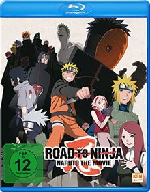 Road to Ninja - Naruto - The Movie (2012) [Blu-ray]