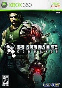 Bionic commando [FR Import]