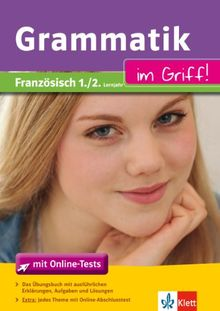 Grammatik im Griff! Französisch 1./2. Lernjahr