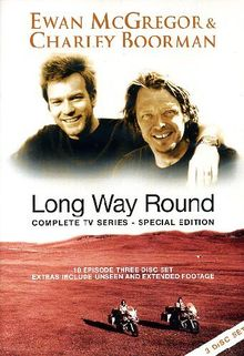 Long Way Round [Special Edition] [3 DVDs]