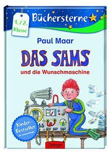 Das Sams und die Wunschmaschine: Mit 16 Seiten Leserätseln und -spielen (TZ953)