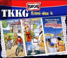 Tkkg Krimi-Box 06