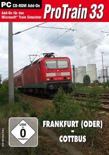 Train Simulator - ProTrain 33: Frankfurt (Oder) - Cottbus