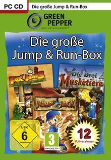 Die große Jump & Run-Box [Green Pepper]