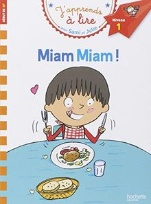Sami et Julie : miam miam !