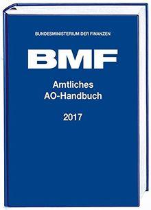 Amtliches AO-Handbuch 2017