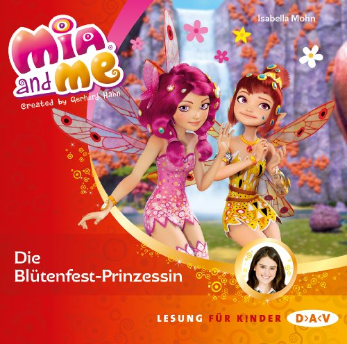 mia and me teil 9 die bl tenfest prinzessin 1 cd von. Black Bedroom Furniture Sets. Home Design Ideas