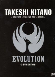Takeshi Kitano-Box (Gonin/Violent Cop/Brother) [3 DVDs]