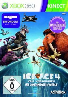 Ice Age 4: Voll Verschoben (Kinect erforderlich)