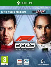 F1 2019 Jubiläums Edition [Xbox One] [PEGI-AT]