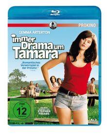 Immer Drama um Tamara [Blu-ray]