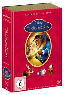 Die Schöne und das Biest (+ Buch-Set) [Collector's Edition] [2 DVDs]