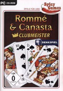 Romme und Canasta - Clubmeister