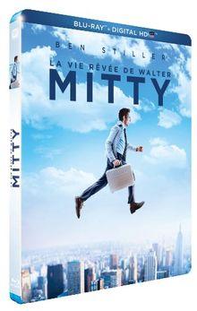 La vie rêvée de walter mitty [Blu-ray] [FR Import]