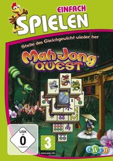 Mahjongg Quest (Einfach Spielen)