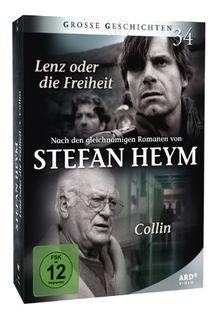 Grosse Geschichten 34: Stefan Heym - Lenz oder die Freiheit/Collin [6 DVDs]