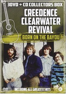 Born on the Bayou [3dvd+CD]