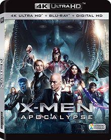 X-men apocalypse [Blu-ray] [FR Import]