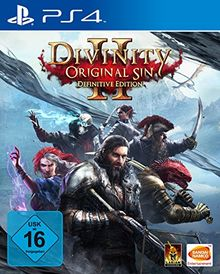 Divinity: Original Sin 2 (Definitive Edition) - [PlayStation 4]