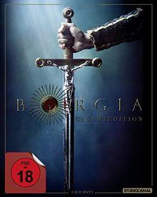 Borgia - Gesamtedition [Blu-ray]
