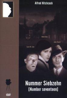 Nummer Siebzehn - Alfred Hitchcock (OmU)
